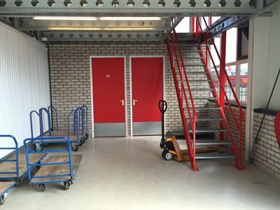 Spiksplinternieuw Opslagruimte in Alkmaar nodig? MT-01